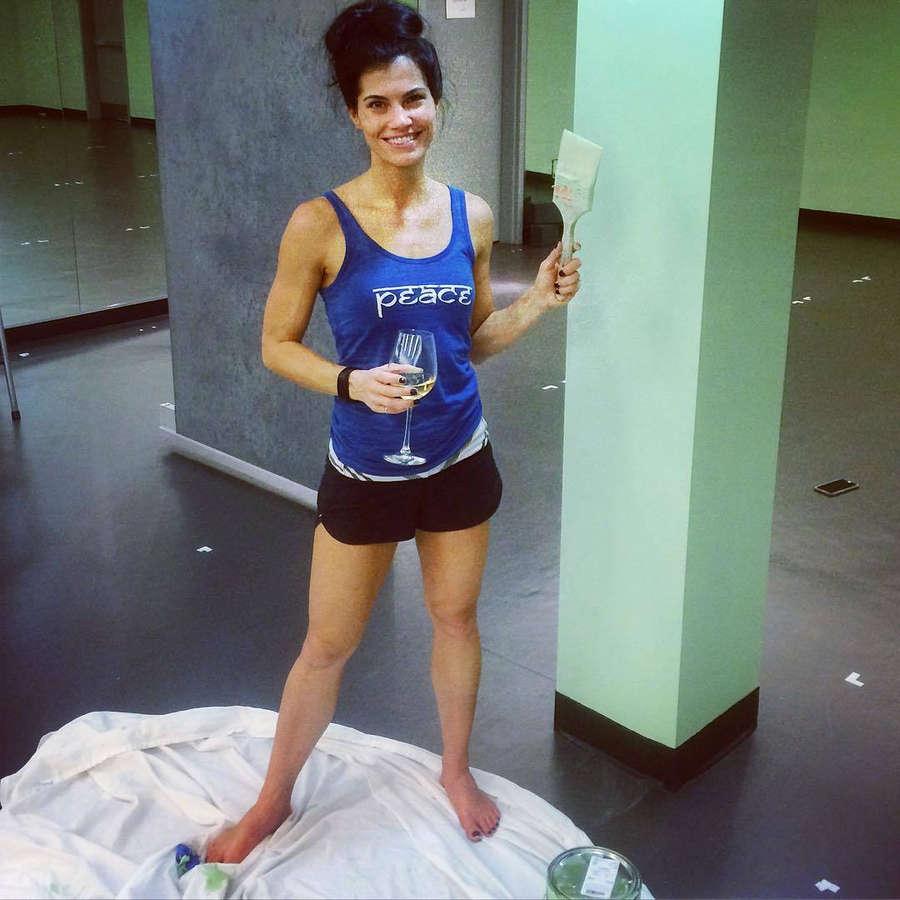 Jen DeCurtins Feet