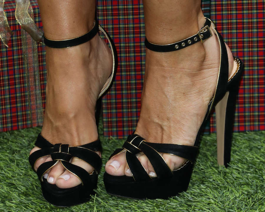 Sofia Vergara Feet
