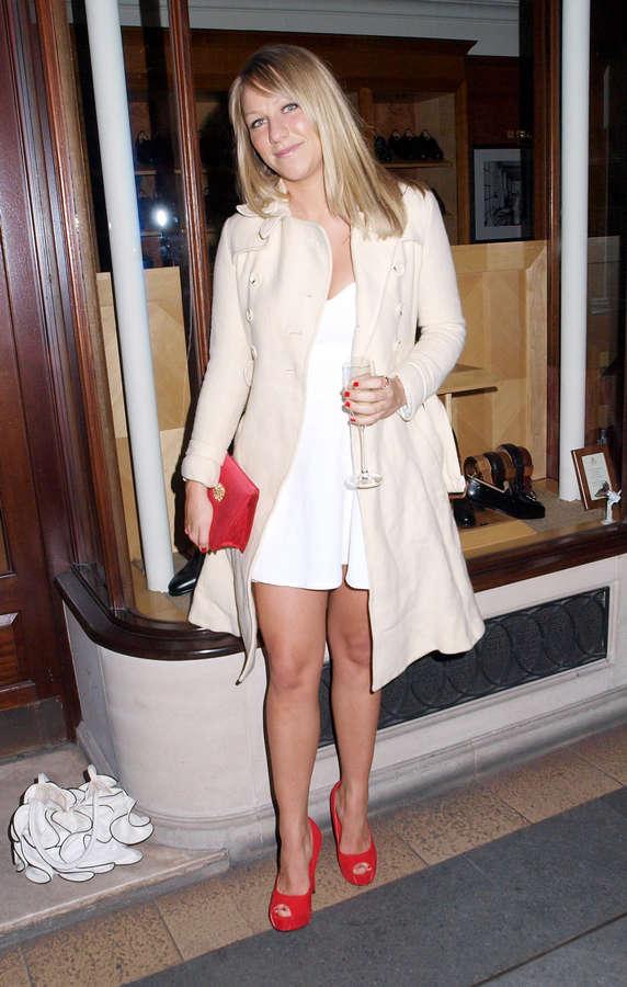 Chloe Madeley Feet