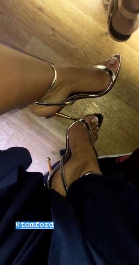 Taylor Hing Feet
