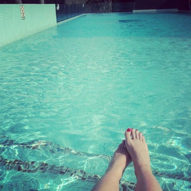 Catalina Garcia Feet