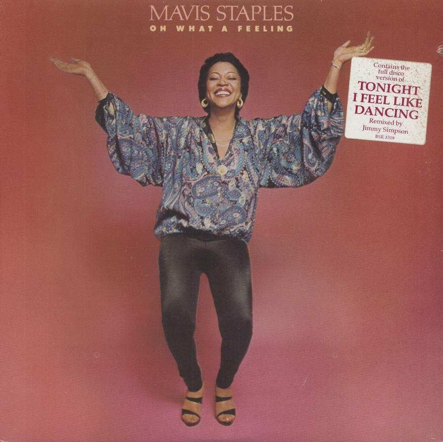 Mavis Staples Feet