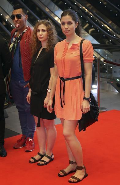 Nadezhda Tolokonnikova Feet