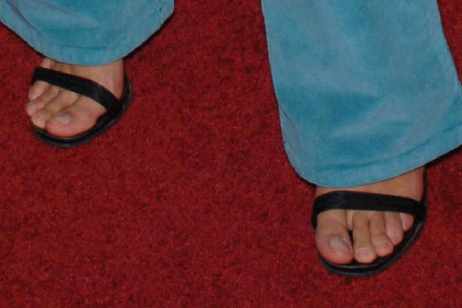 Katie Chonacas Feet