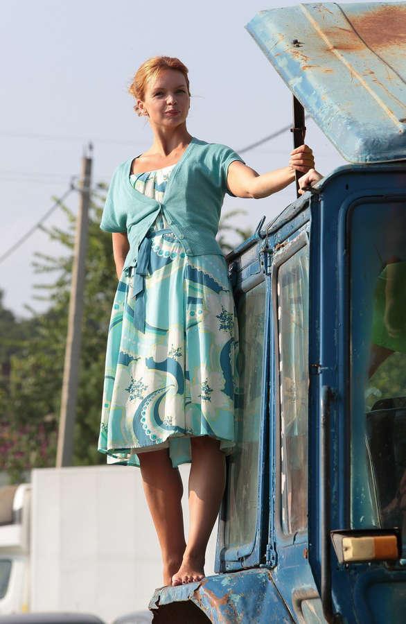 Alisa Grebenshchikova Feet