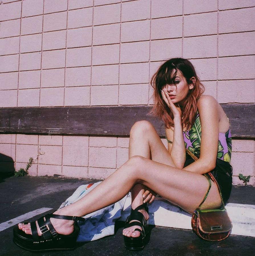 Taylor Lashae Feet