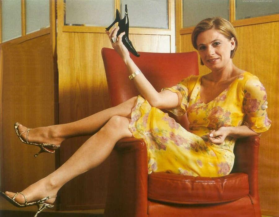 Christa Kummer Feet