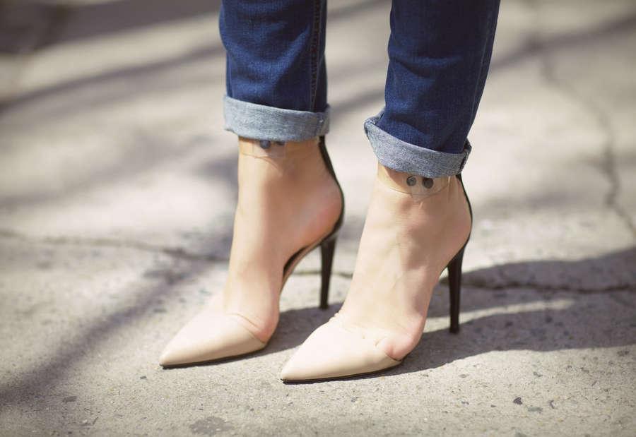 Danielle Bernstein Feet
