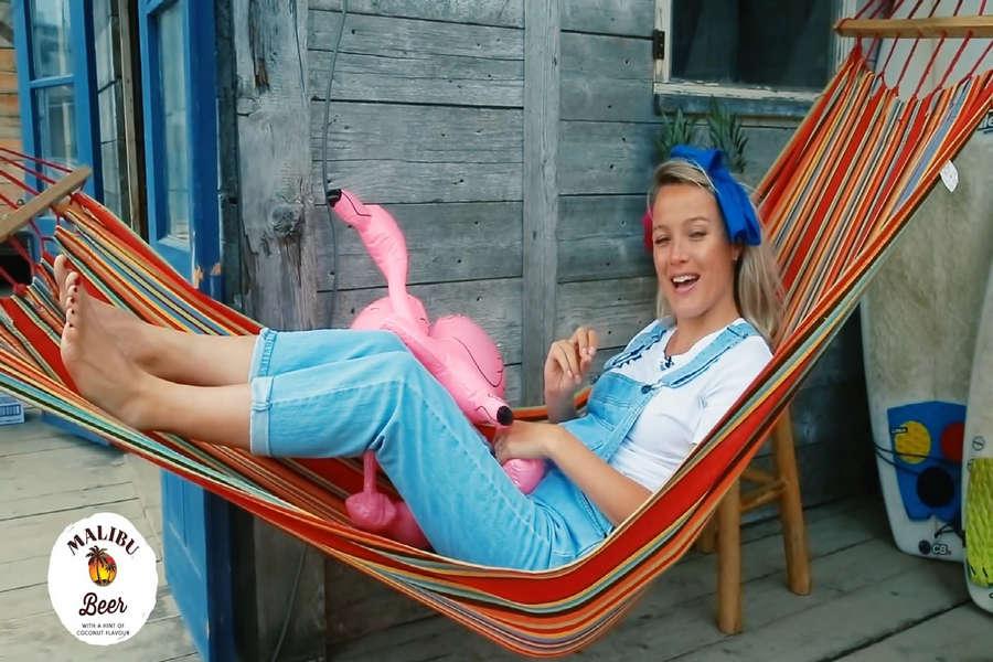 Tess Milne Feet