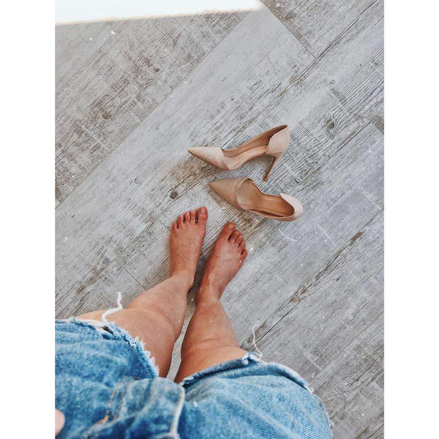 Mary Havranova Feet