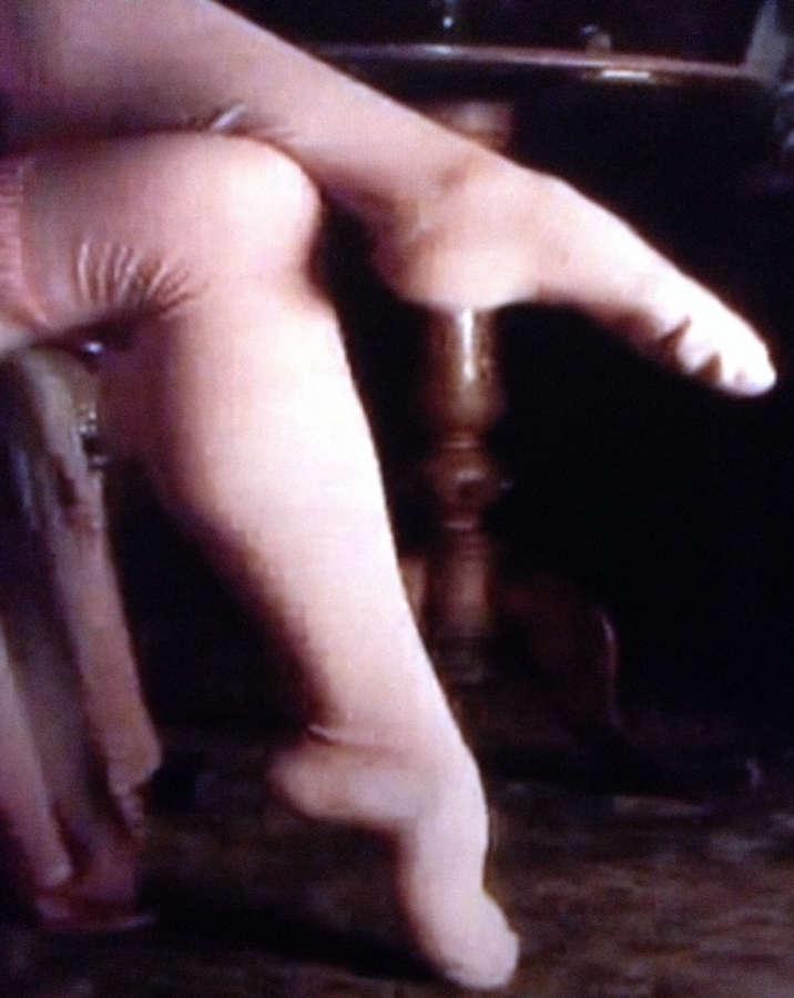 Tamzin Merchant Feet