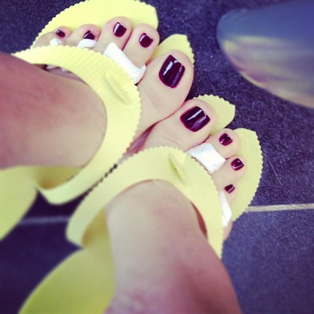 Doga Rutkay Feet