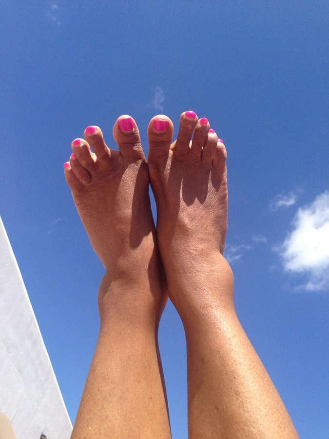 Patty Brard Feet