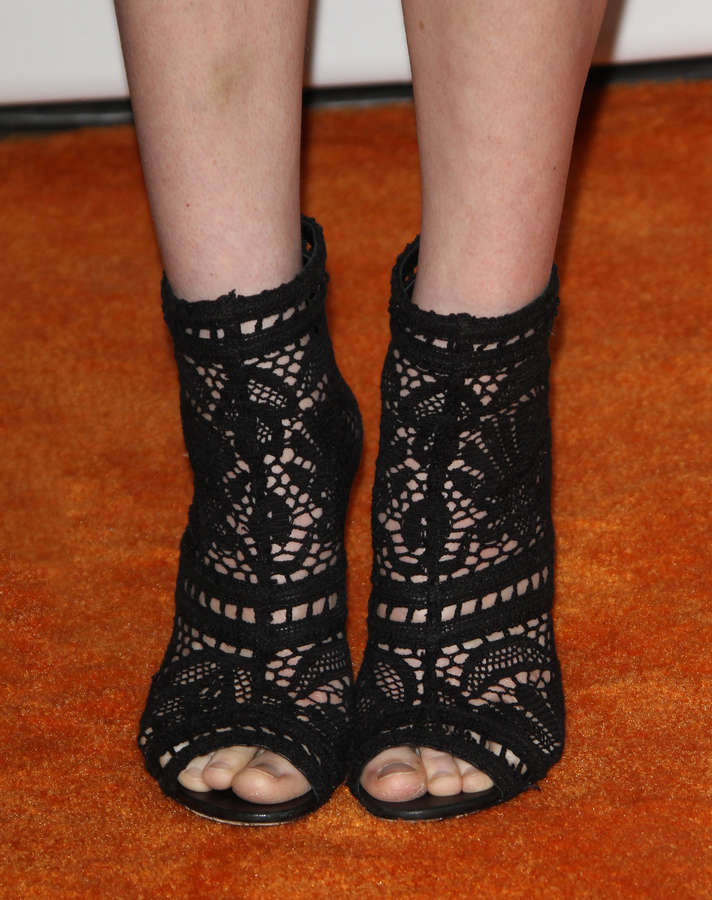 Alice Evans Feet
