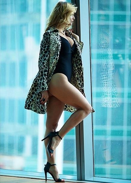 Tatyana Kotova Feet