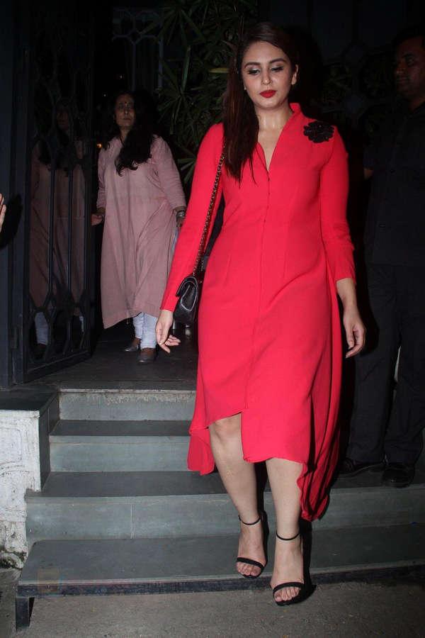 Huma Qureshi Feet