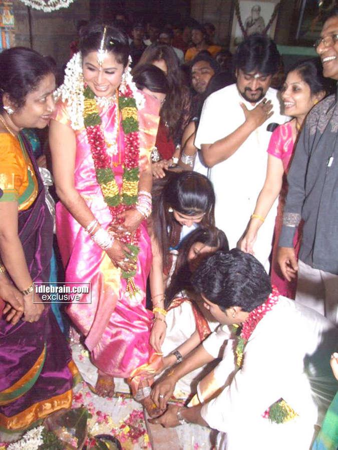 Sangeetha Feet