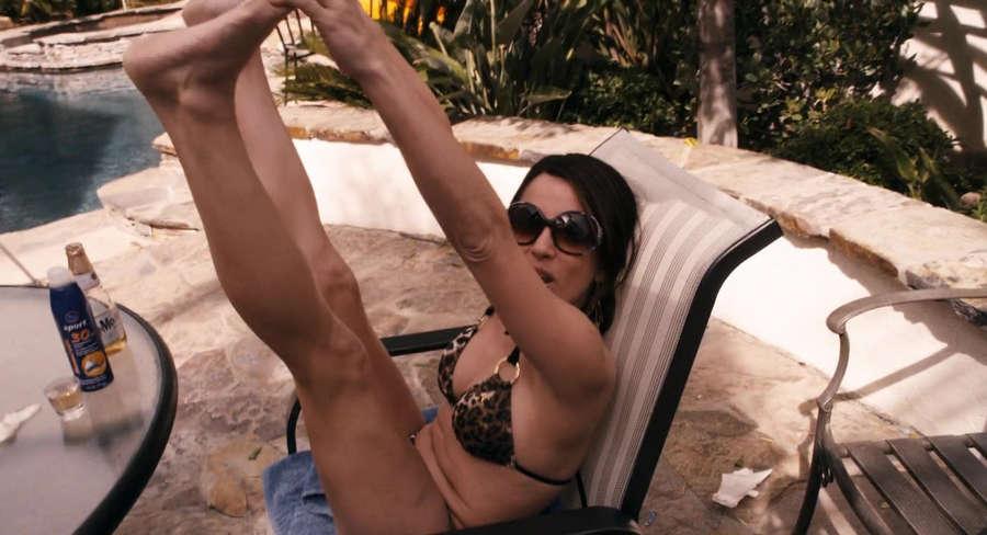 Alanna Ubach Feet