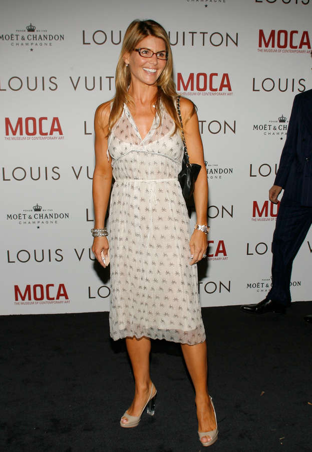 Lori Loughlin Feet