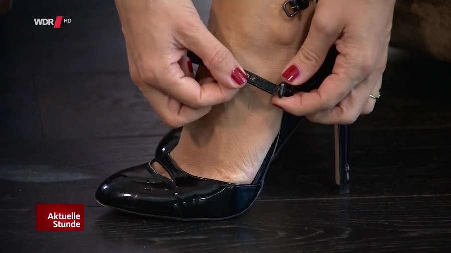 Catherine Vogel Feet