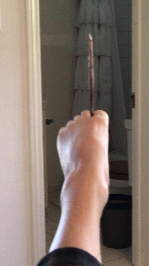 Athena Pasadena Feet