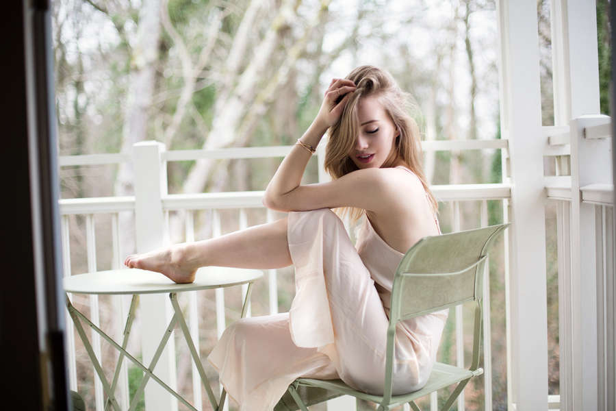 Sarah Mikaela Feet