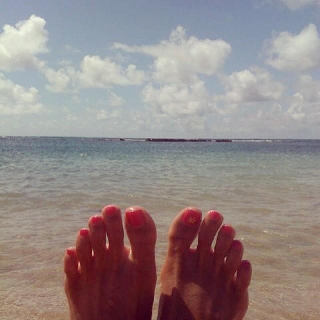 Kesha Nichols Feet