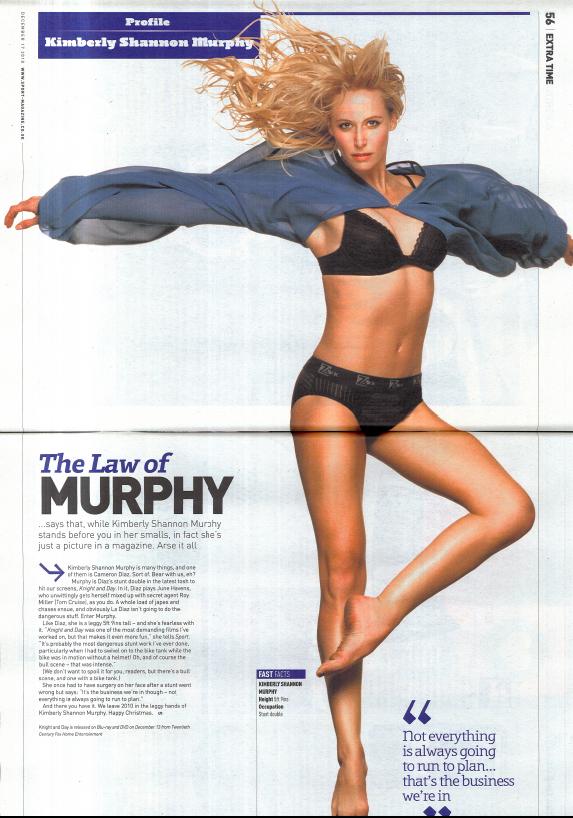 Kimberly Shannon Murphy Feet