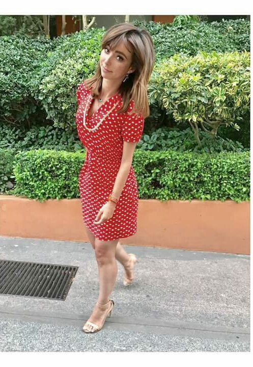 Natalia Tellez Feet