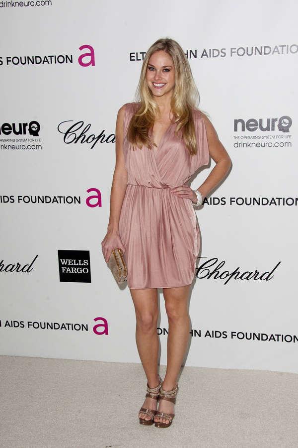 Abigail Klein Feet