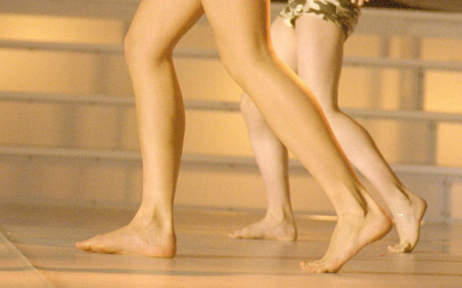 Lucie Vachova Feet