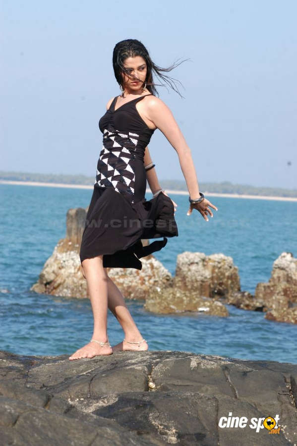 Mamtha Mohandas Feet
