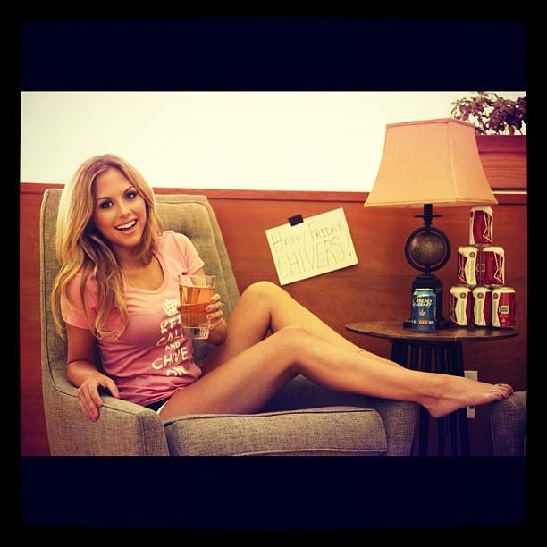 Brittney Palmer Feet