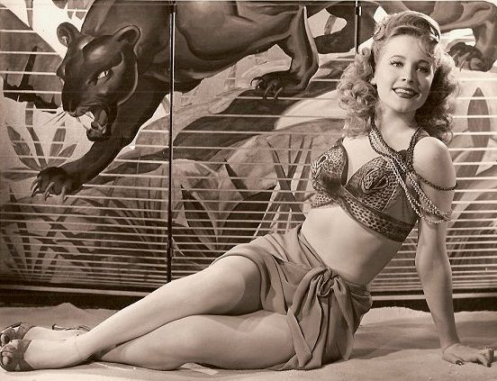 Anne Jeffreys Feet