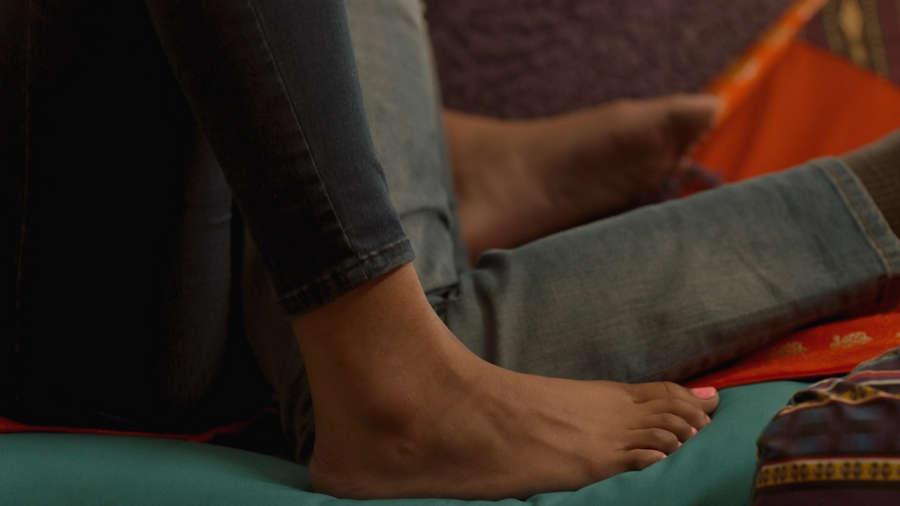 Ajiona Alexus Feet