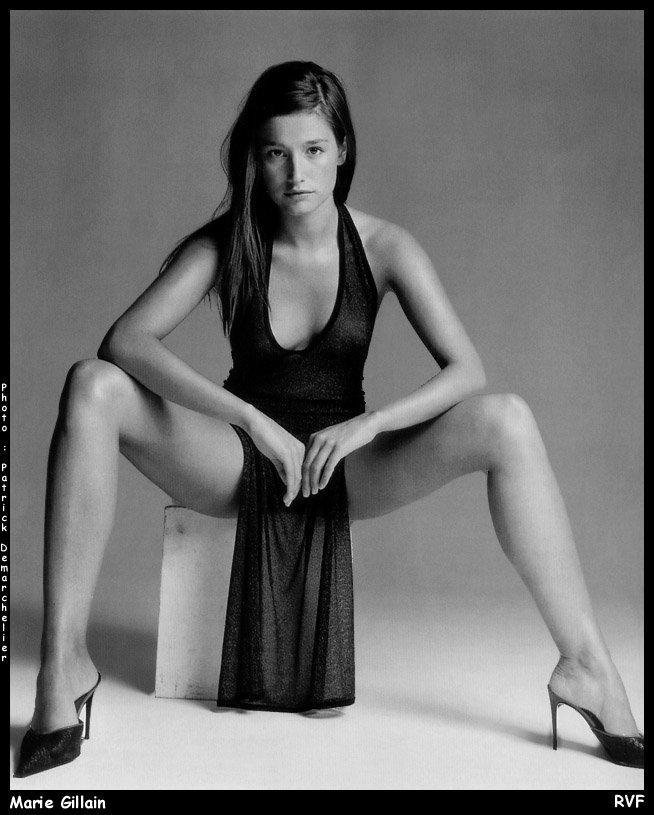 Marie Gillain Feet