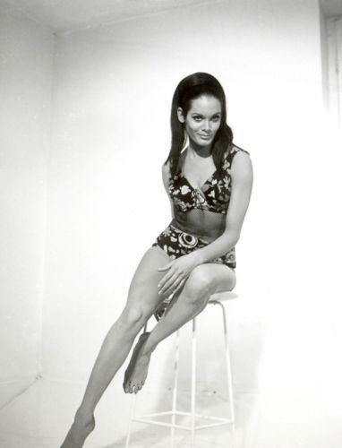 Martine Beswick Feet