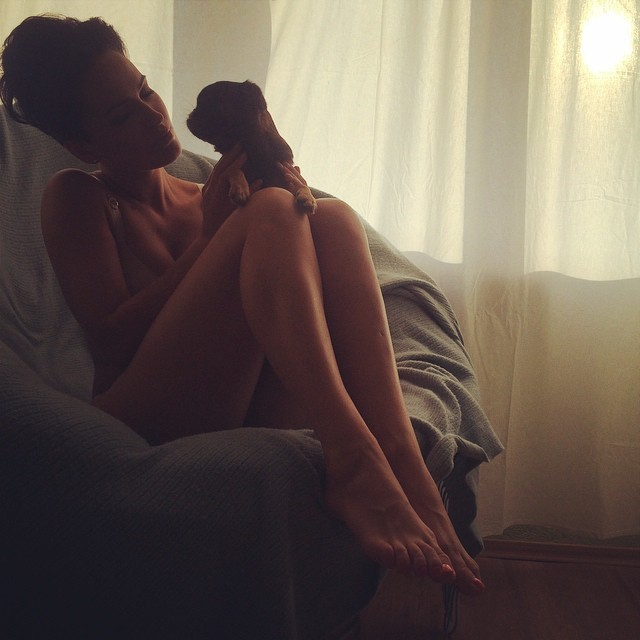 Dasha Astafieva Feet
