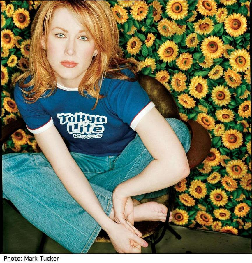 Allison Moorer Feet