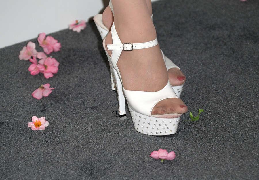 Kat Kramer Feet