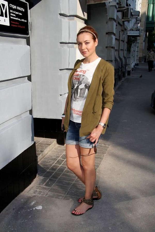Tatyana Gevorkyan Feet