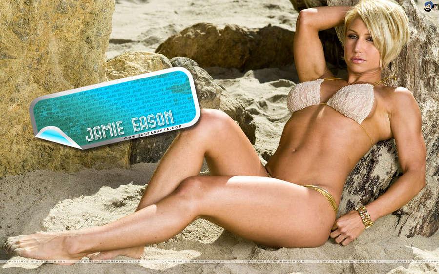 Jamie Eason Feet