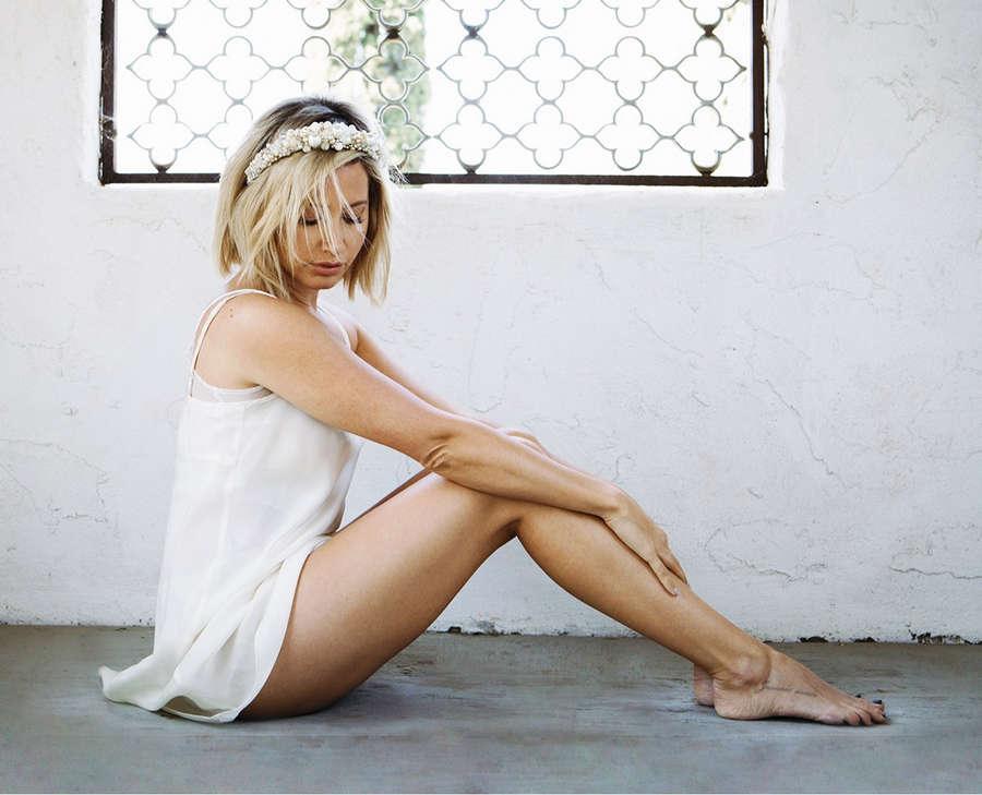 Ashley Tisdale Feet