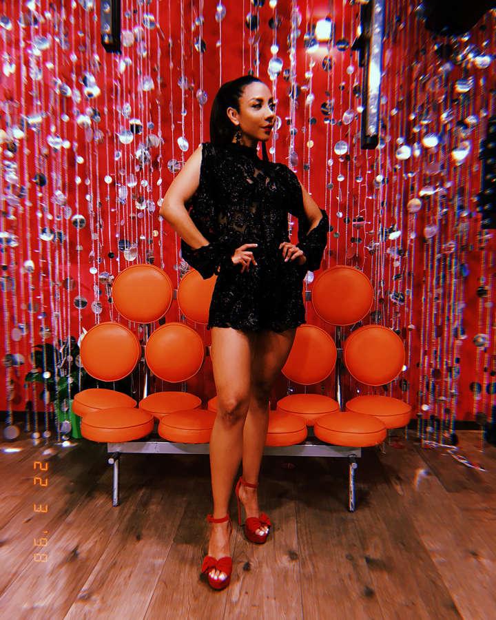 Michelle Gonzalez Feet