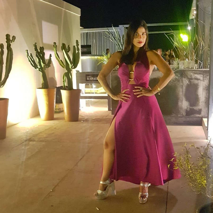 Rania Mansour Feet