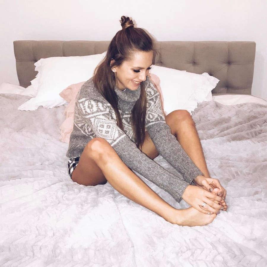 Paulina Mikolajczak Feet