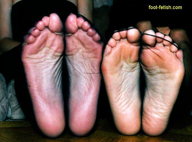 Jennifer George Feet