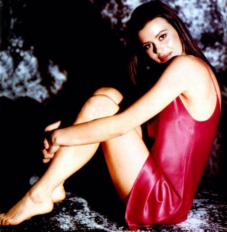 Claudia Pandolfi Feet