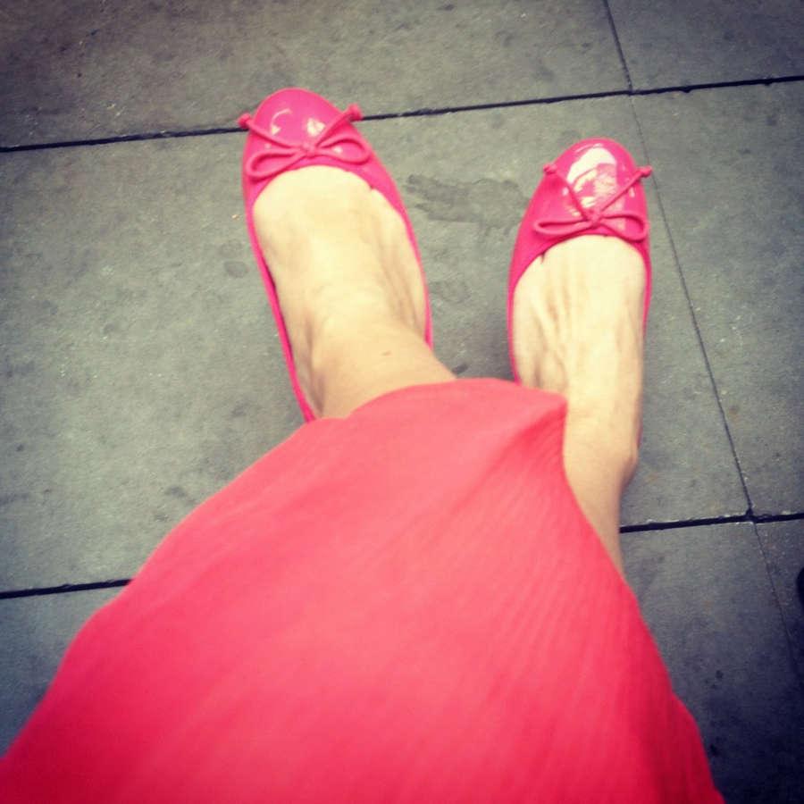 Alexandra Pascalidou Feet