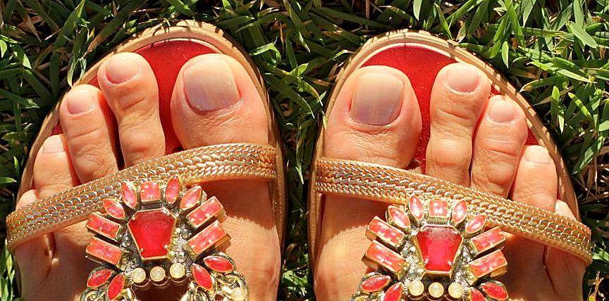 Ivete Sangalo Feet